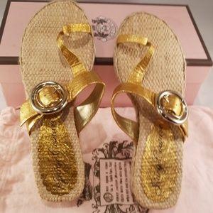 Shoes - Juicy Couture sandals